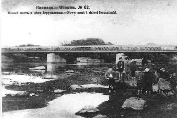 В соцсети выложили фотографии строительства в Виннице моста до острова Кемпа (ФОТО), фото-1