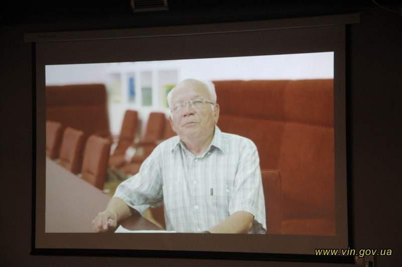Новини Вінниці / У Вінниці провели прем'єрний перегляд документального фільму «1939 рік: історичні міфи та реалії на теренах Вінниччини» (ФОТО)