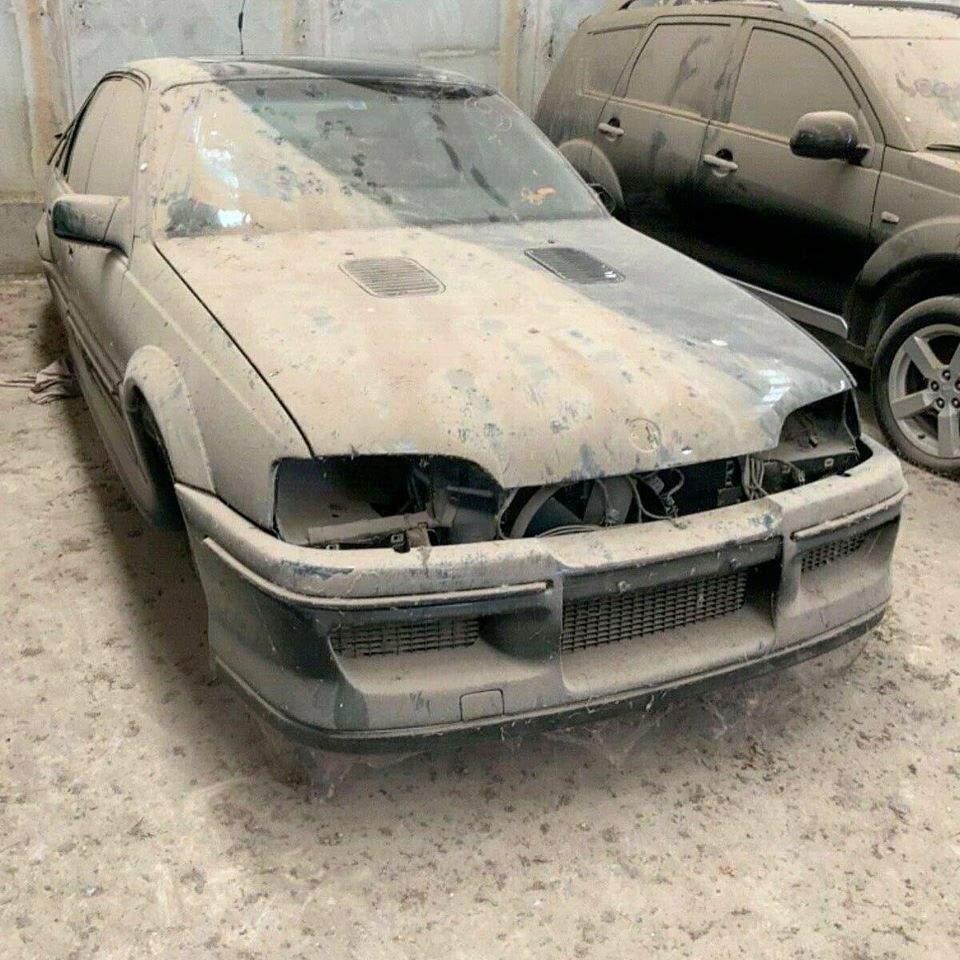 Новини Вінниці / Унікальний Opel знайшли в ангарі у Вінниці: таких машин було випущено менше тисячі (ФОТО)