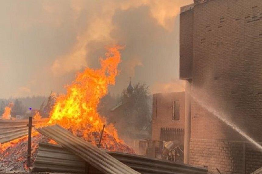 Новини Вінниці / У Вінниці у цеху фарбування виникла пожежа
